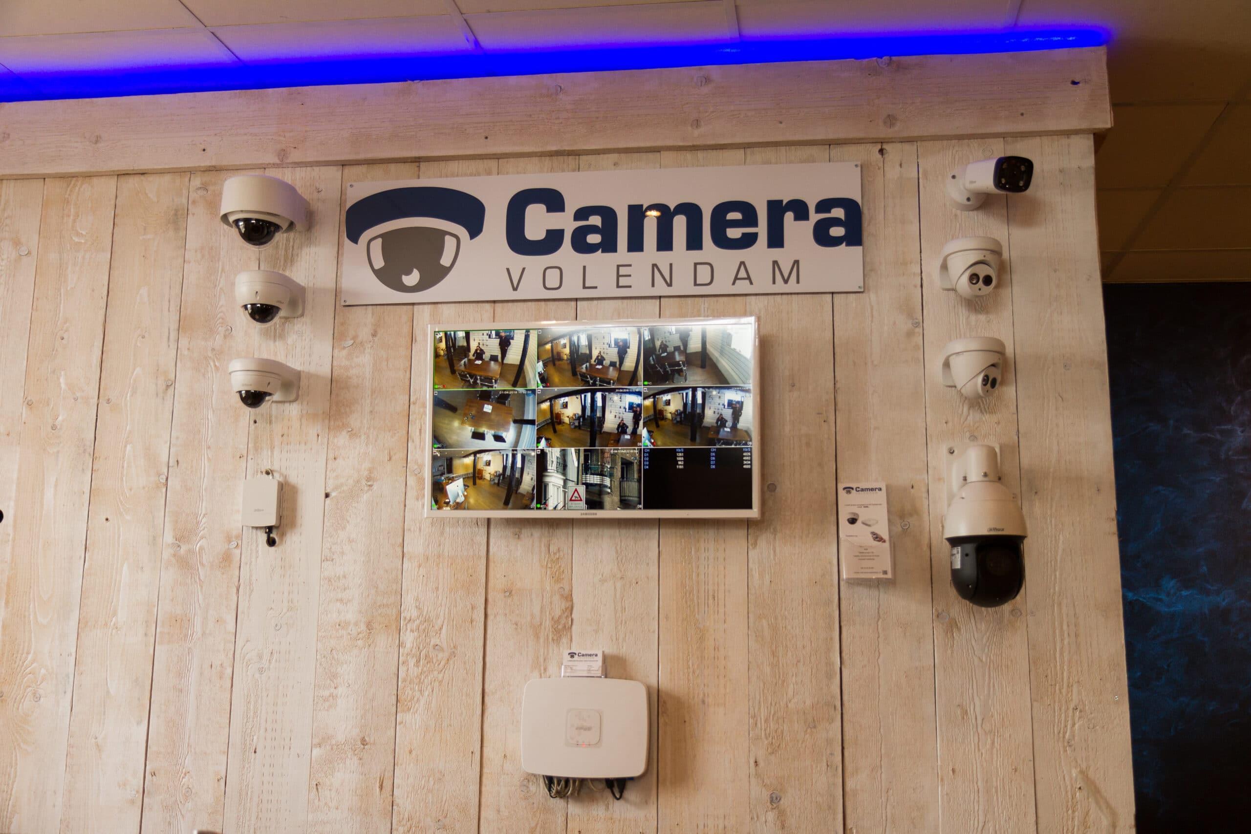 Opening Showroom Camera Volendam